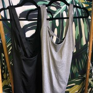 COMBO: 2 Champion Work Out Tops (One Small Price)